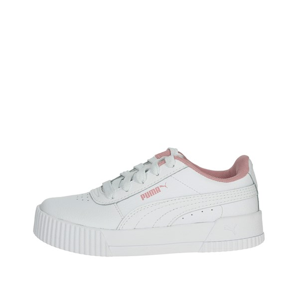 Puma Shoes Sneakers White/Pink 370678