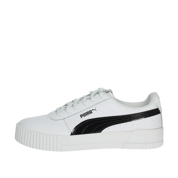 Puma Shoes Sneakers White/Black 371212