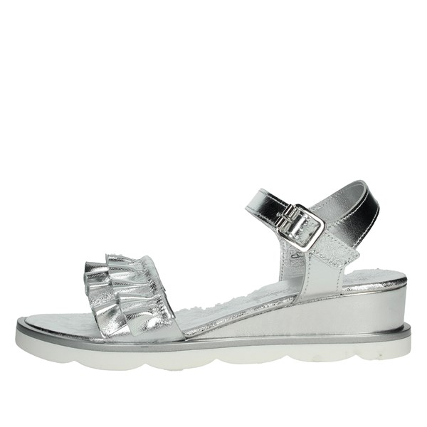 Cinzia Soft Shoes Sandals Silver PF18951-L