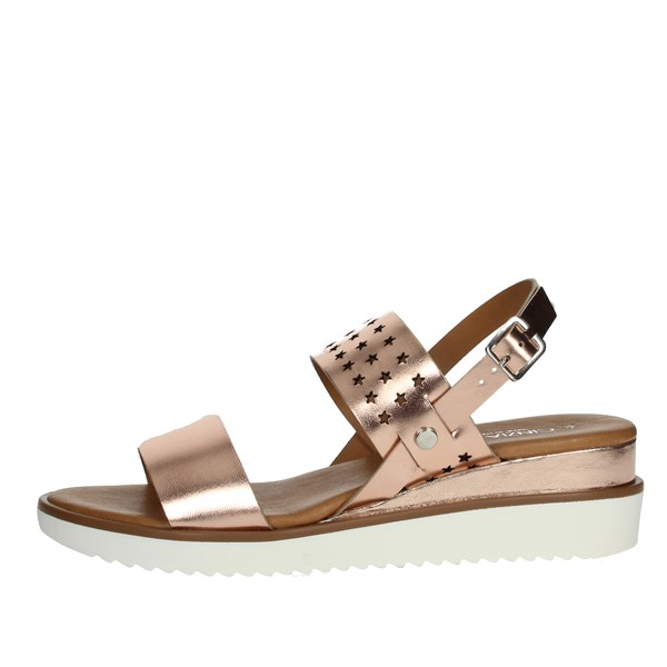 Cinzia Soft Shoes Sandals Light dusty pink PF6521S