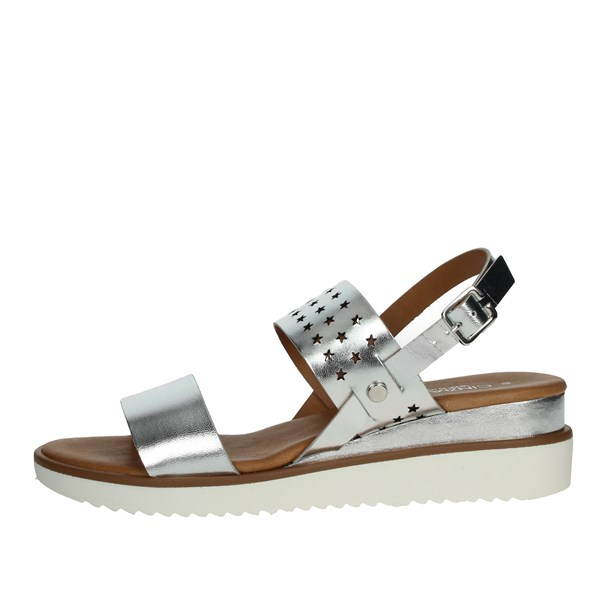 Cinzia Soft Shoes Sandals Silver PF6521S