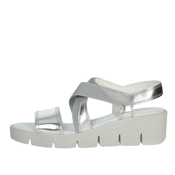 Cinzia Soft Shoes Sandals Silver IE3292CH