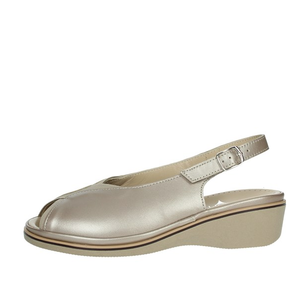 Cinzia Soft Shoes Sandals Platinum  IPPERTH-P
