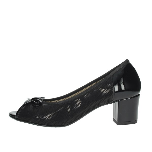 Flexistep Shoes Heels' Black IAB292900DV