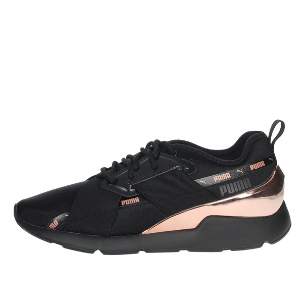 Puma Shoes Sneakers Black 370838