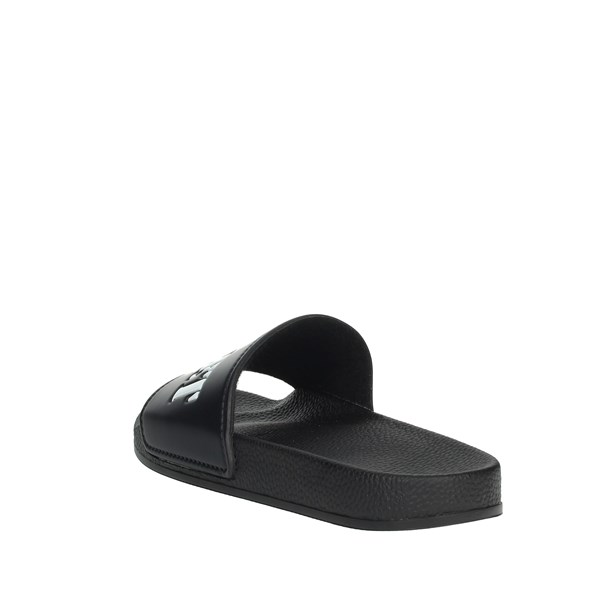 Adalet Shoes Clogs Black AD1000