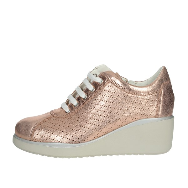 Cinzia Soft Shoes Sneakers Copper  IV10259-G