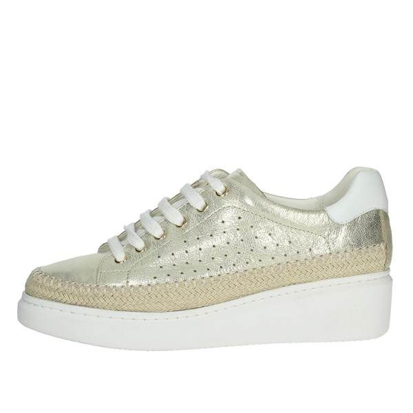 Cinzia Soft Shoes Sneakers Platinum  IV10741-GW