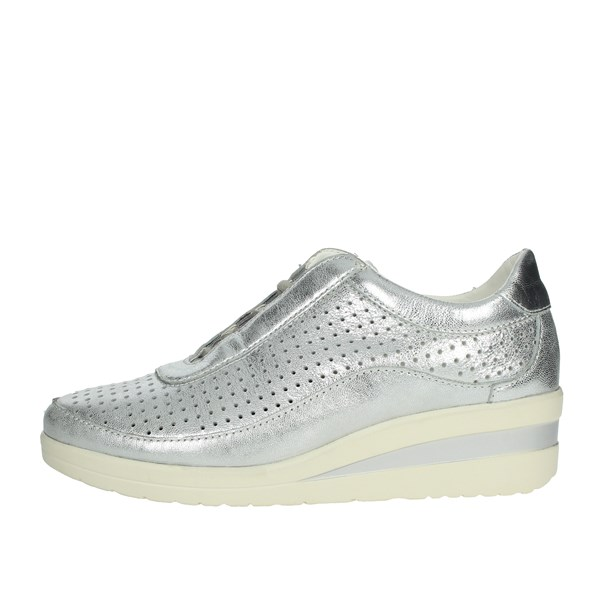 Cinzia Soft Shoes Sneakers Silver IV10789A-GU