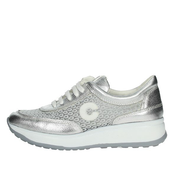 Cinzia Soft Shoes Sneakers Silver IV8137A-DMT