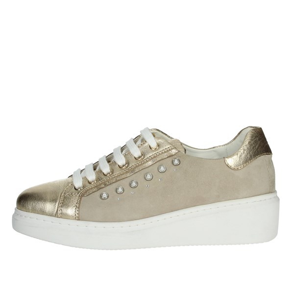Cinzia Soft Shoes Sneakers Platinum  IV10663-GS