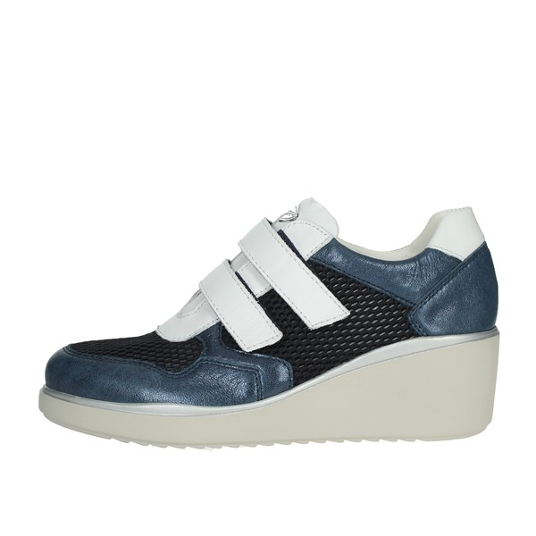 Cinzia Soft Shoes Sneakers Blue/White IV10662-GTL