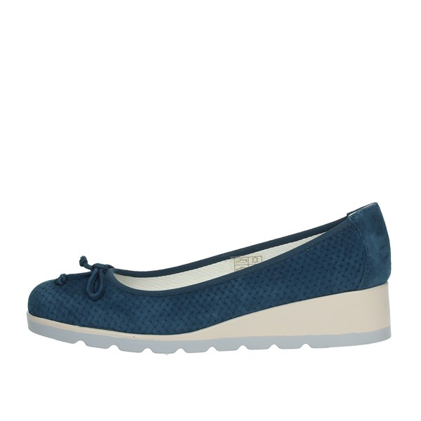 Cinzia Soft Shoes Heels' Blue IV10824SP-SE