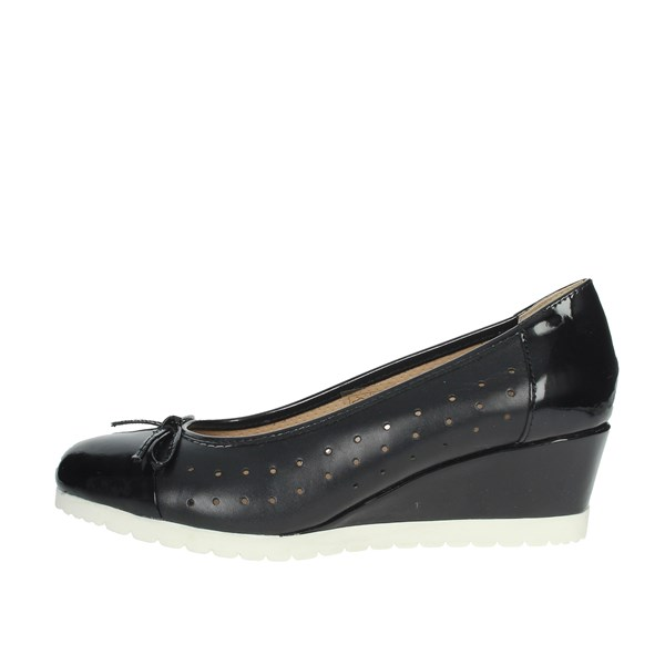 Cinzia Soft Shoes Heels' Black IV10851-CS