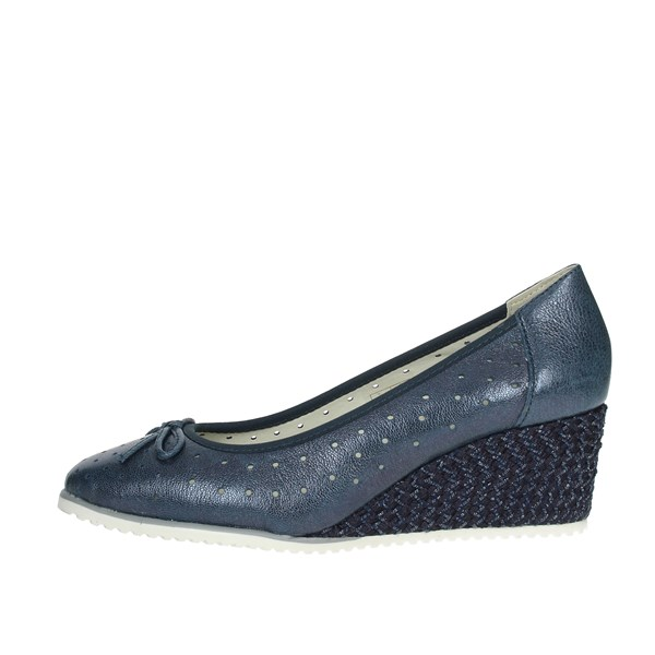 Cinzia Soft Shoes Heels' Blue IV10871-GER