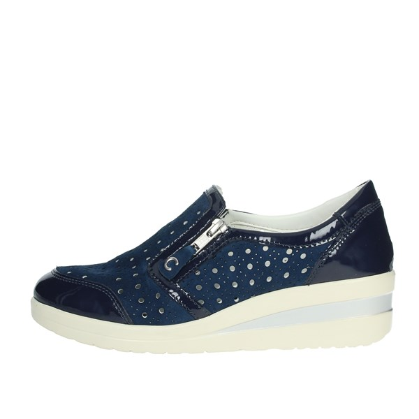Cinzia Soft Shoes Sneakers Blue IV10434-ECS