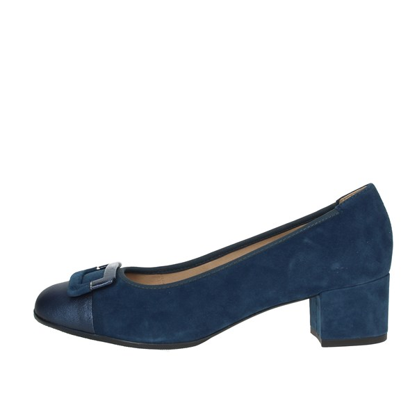 Cinzia Soft Shoes Ballet Flats Blue IV8969-SSB