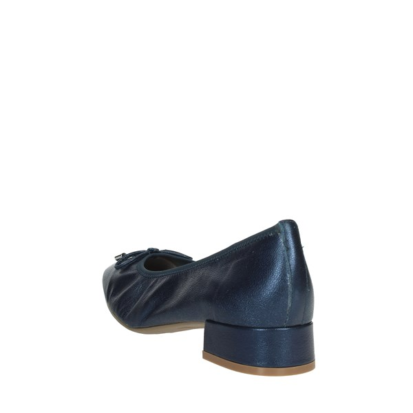 Cinzia Soft Shoes Ballet Flats Blue IV10258-GFE