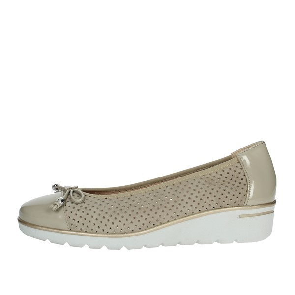 Cinzia Soft Shoes Heels' Beige IV10544SP-CSE