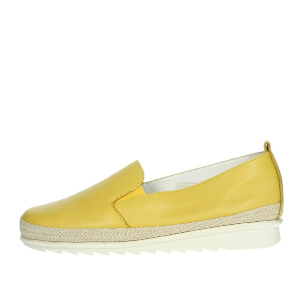 Cinzia Soft Shoes Loafers Yellow IV8691-SW