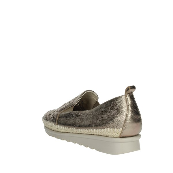 Cinzia Soft Shoes Loafers Bronze  IV10736-DW