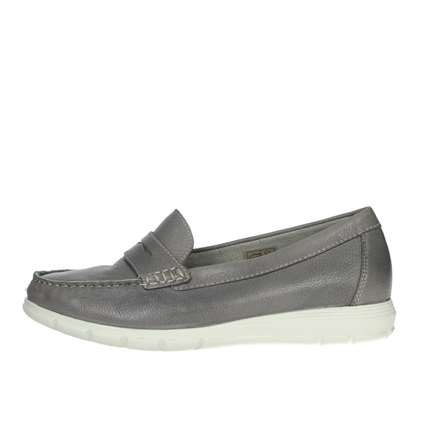 Cinzia Soft Shoes Loafers Grey IV10182-S