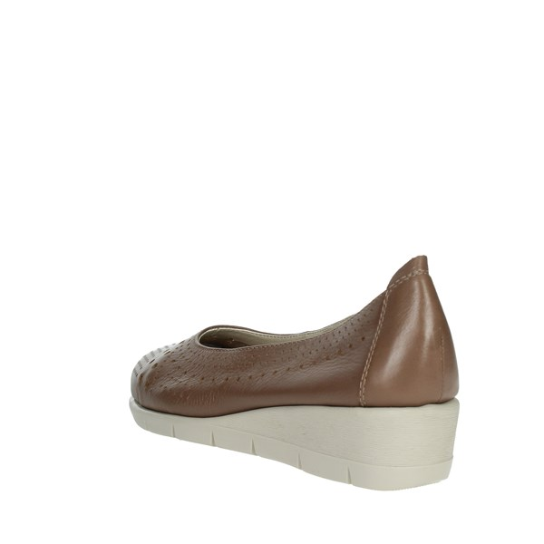 Cinzia Soft Shoes Ballet Flats dove-grey IV10230-NS