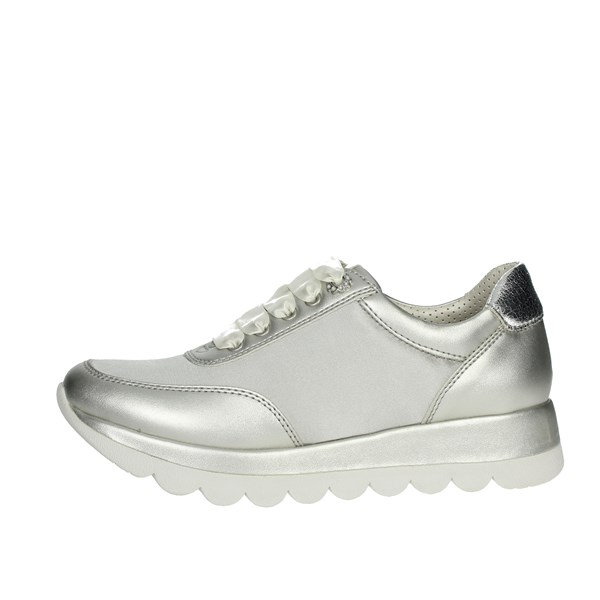 Cinzia Soft Shoes Sneakers Silver MVA19062