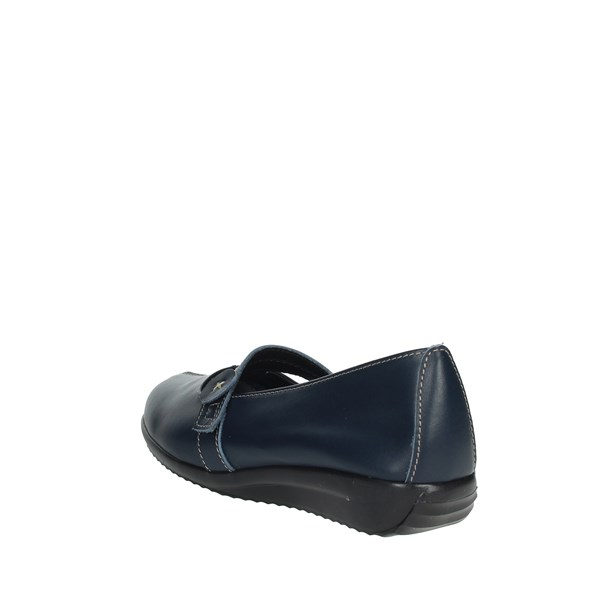 Cinzia Soft Shoes Ballet Flats Blue IE7072