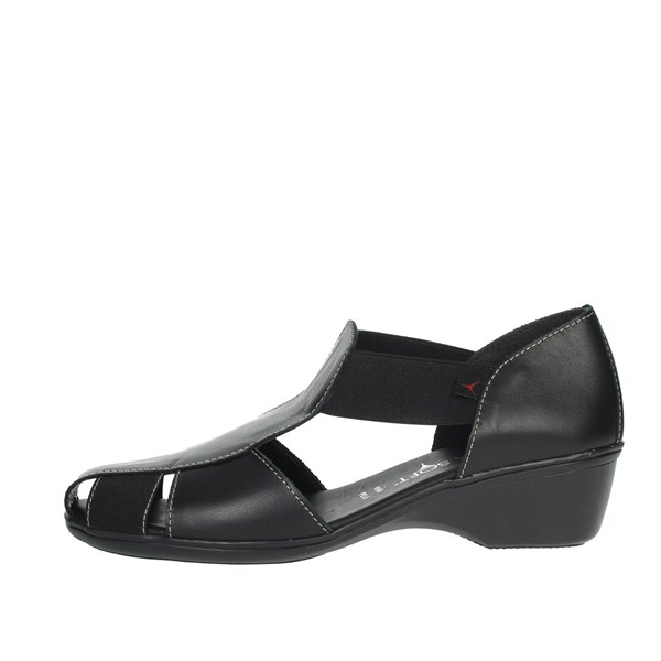 Cinzia Soft Shoes Loafers Black IE8050