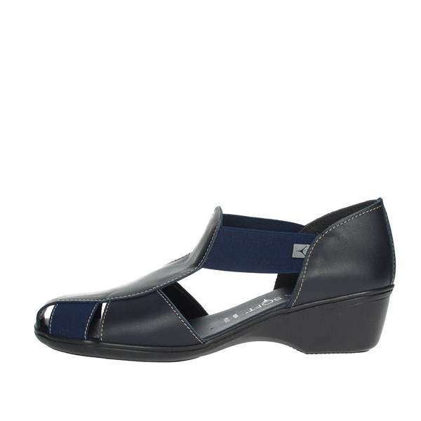 Cinzia Soft Shoes Loafers Blue IE8050