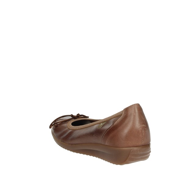 Cinzia Soft Shoes Ballet Flats Brown IE7010Z