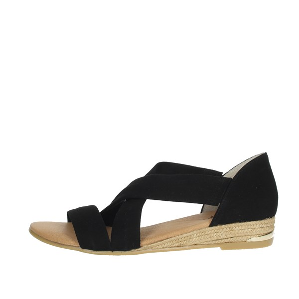 Cinzia Soft Shoes Sandals Black MEA317AO