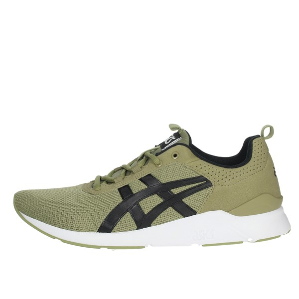 Asics Shoes Sneakers Dark Green 1191A073