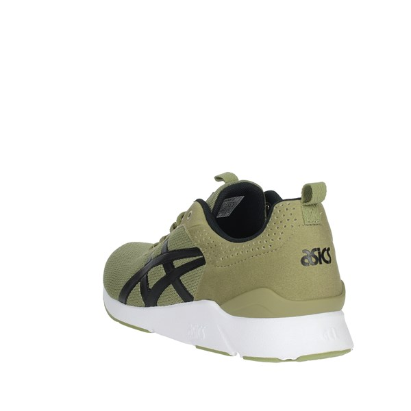 <Asics Shoes Sneakers Dark Green 1191A073