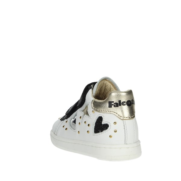 Falcotto Shoes Sneakers White/Black 0012012903.01.1N03