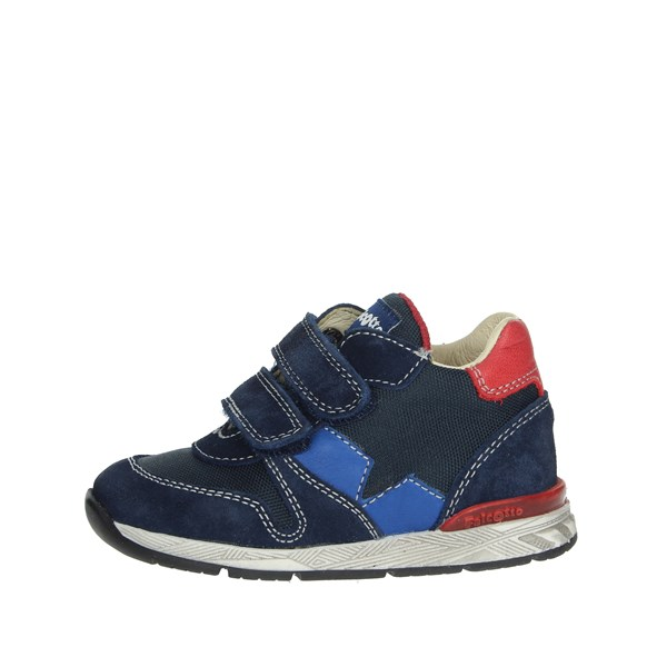 Falcotto Shoes Sneakers Blue/Red 0012012885.01.1C23