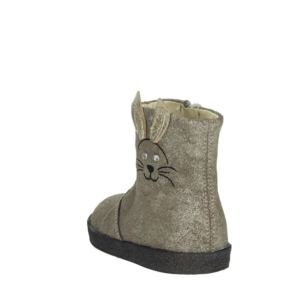 Falcotto Shoes Ankle Boots Platinum  0013001285.01.0Q06