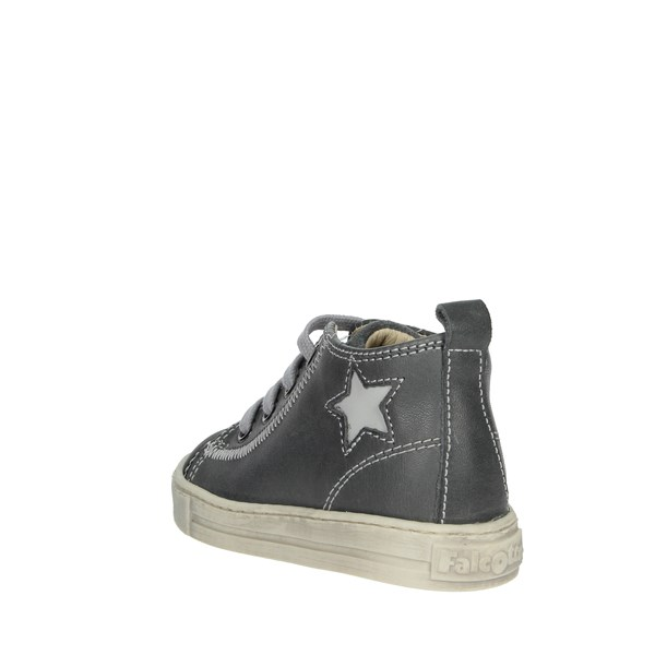Falcotto Shoes Sneakers Grey/Black 0012012835.01.1A01