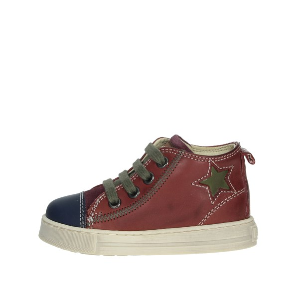 Falcotto Shoes Sneakers Brick-red 0012012835.01.1C21