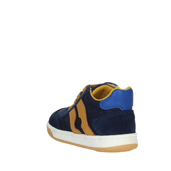 Falcotto Shoes Sneakers Blue/Yellow 0012012886.02.1C25