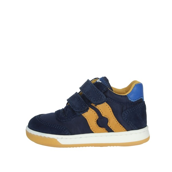Falcotto Shoes Sneakers Blue/Yellow 0012012892.02.1C25