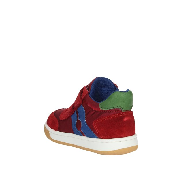 Falcotto Shoes Sneakers Red 0012012892.02.1H02