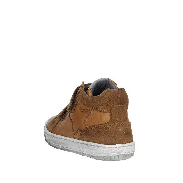 Naturino Shoes Sneakers Brown leather 00125013057.01.0006