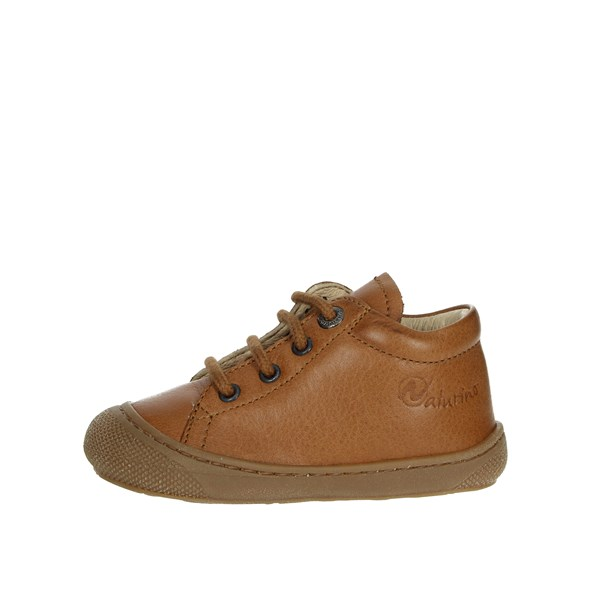 Naturino Shoes Sneakers Brown leather 0012012889.01.0D06