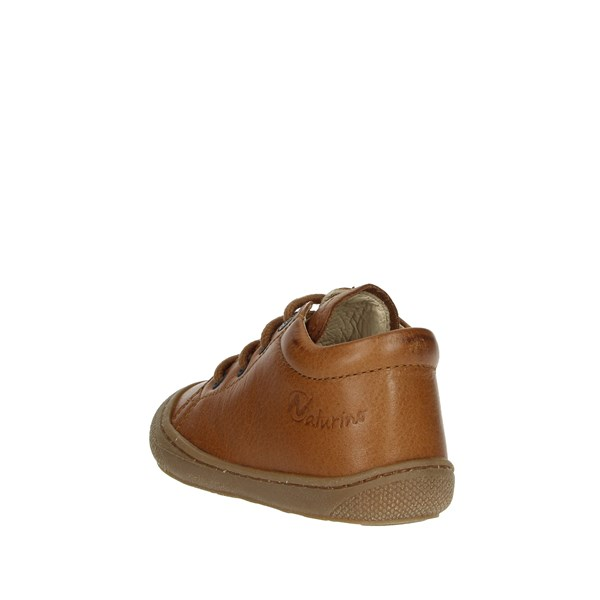 <Naturino Shoes Sneakers Brown leather 0012012889.01.0D06