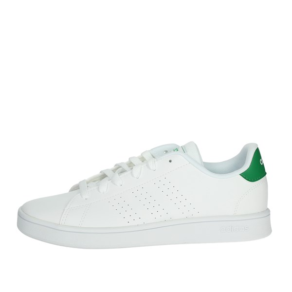 Adidas Shoes Sneakers White/Green EF0213