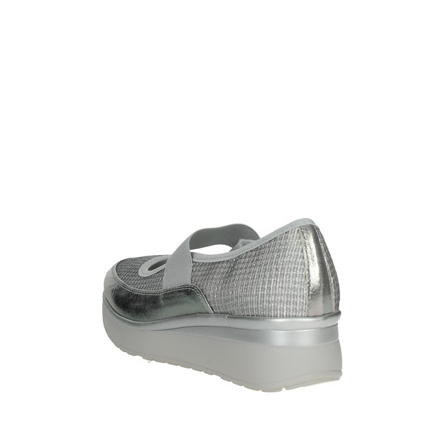 Cinzia Soft Shoes Ballet Flats Grey IE2512TL