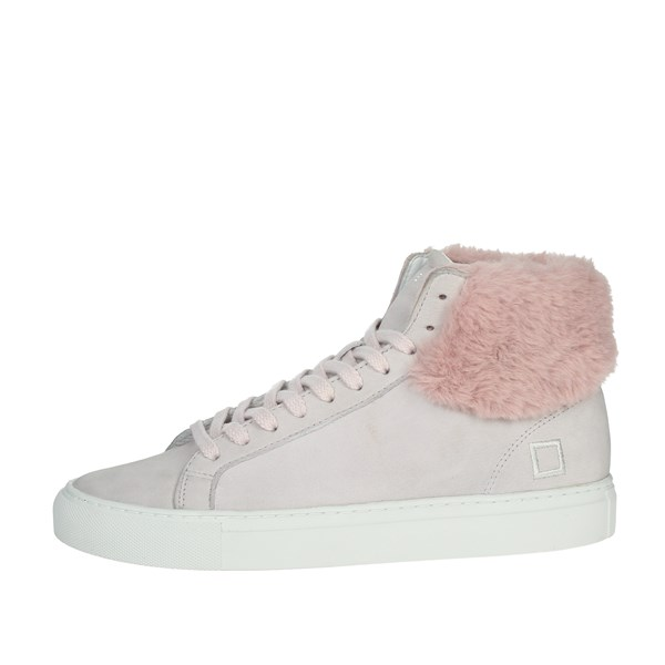 D.a.t.e. Shoes Sneakers Rose NEWMAN-1I