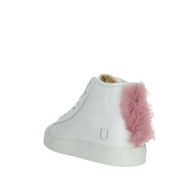 D.a.t.e. Shoes Sneakers White COCO-4I